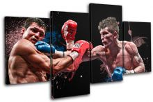 Ricky Hatton Boxing Sports - 13-2202(00B)-MP04-LO